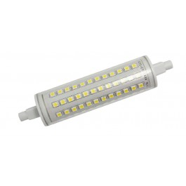 R7s 118mm 360 graden rondom licht 2600k 10 watt for Alogena lineare led