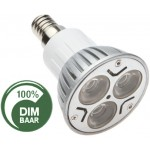 LED lamp | E14 | 3x2 WATT | CREE LED | vervangt 40Watt