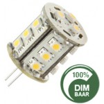 20Watt G4 led lamp - 2,5 Watt