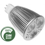 LED lamp | Cree 3x3 Watt | MR16 | dimbaar | vervangt 50 Watt