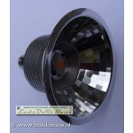 AR70 LEDlamp Cree of Sharp COB led met reflector | 6 Watt | BA15D | 2700K dimbaar | lichtbeleving 50 Watt