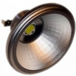 AR111 - 10 Watt sharp LED - vervangt 75 Watt [QV8]