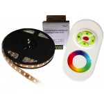 Outdoor LED strip - RGB kleur instelbaar (kit) - 5 meter