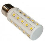 LED lamp | E27 | 4W | 360 graden smd ledlamp | lichtbeleving 30-40 Watt
