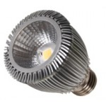 PAR20 LEDspot lamp Sharp COB led met reflector | E27  8 Watt | dimbaar | lichtbeleving 60 Watt